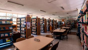Biblioteca servicios
